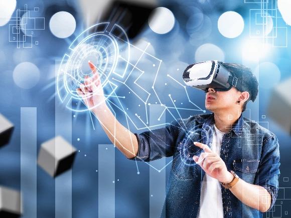 室內VR遊戲區