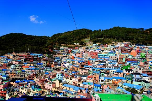 釜山 - 甘川洞文化村