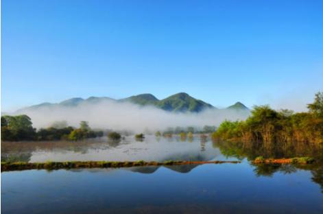 大九湖濕地公園