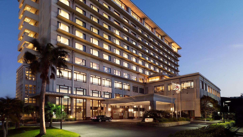白濱 Marriott 溫泉酒店