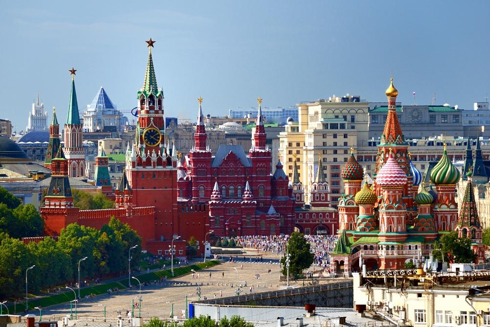 莫斯科 - 紅場