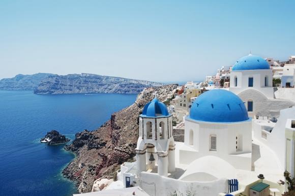 希臘 - 聖淘維尼島