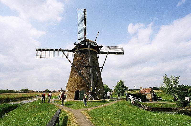 荷蘭 - 風車